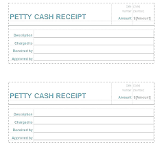 Petty Cash Receipt Template Beauteous Cash Receipt Template Business Uk Free Drsclinicco