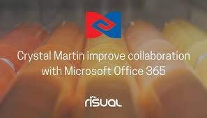 Brown Microsoft Office Crystal Martin Improve Collaboration With Microsoft Office 365 Risual