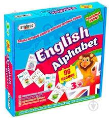 ᐉ Игрушка-<b>пазл Strateg English alphabet</b> • Купить в Киеве ...