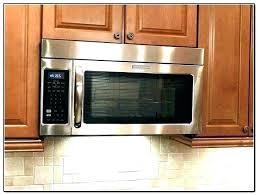 kitchenaid microwave trim kit trim kits for microwaves under cabinet microwave ovens microwave oven in cabinet kitchenaid microwave trim kit