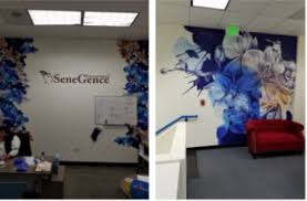 wall art for office space. Resfreshed Office Walls With Vinyl Wall Art For Space A