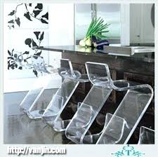 acrylic furniture australia. Clear Acrylic Furniture Trendy Chair Ideas Photos Heat Formed With A Low Back And Chairs Australia E