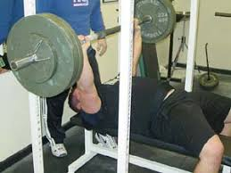 Chest Day In The Weight Room 225 Pound Bench Press Test 225 Bench Press Workout