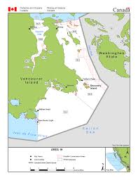 Contact us today for a free estimate on your next project. Area 19 Victoria Sidney Bc Tidal Waters Sport Fishing Guide Pacific Region Fisheries And Oceans Canada