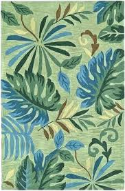 palm tree outdoor rug charming fish rugs beach house area indo