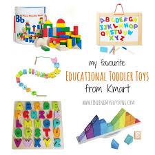 my favourite educational toddler toys from kmart