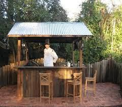diy outdoor bar patio bar backyard bar
