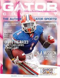 Gator Country Magazine October 2011 Issue By Gatorcountry