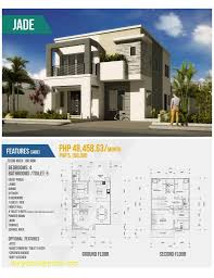 modern house design and floor plans in the philippines