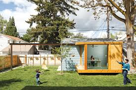 tiny backyard home office. Photo 7 Of 9 In 8 Tiny Sheds And Studios Used As Home Offices Or Creative Retreats - Dwell Backyard Office T