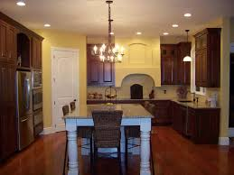 Dark Wood Floors In Kitchen Cabinet Dark Kitchen Cabinet With Dark Hardwood Floors