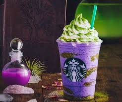 Seller assumes all responsibility for this listing. New Starbucks Drink Witch S Brew Frappuccino Debuts For Halloween