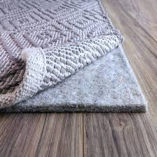 area rug pad reviews extra thick felt rug pad for all floors grey rugs for living room