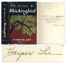 Lot Detail To Kill A Mockingbird Signed By Harper Lee In