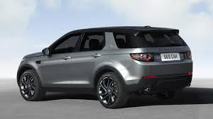 BBC - Autos - Discovery Sport is Land Rover's new middle child