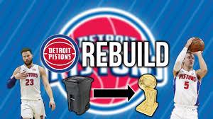 Detroit Pistons Rebuild - NBA 2K20 ...