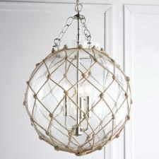 64 most blue ribbon glass ball chandelier uk arhaus sphere rope net parts chandeliers