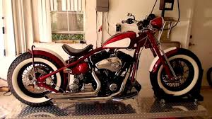 custom built harley old school springer florida for sale youtube