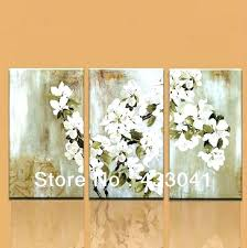 floral wall art sets on canvas floral wall art with floral wall art sets floral wall art sets hand painted 3 piece apple