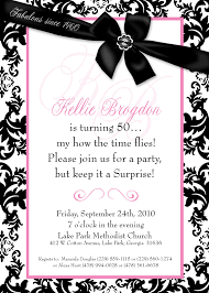 Adults Birthday Invitations Templates Printable Free Only Business