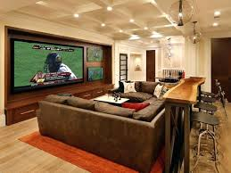 basement home theater bar. Basement Home Theater Bar From To Party Central Family Hub And .