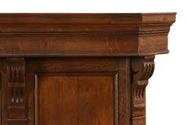 Oak Carved Antique 1895 Restaurant Reception Desk, Pulpit or Lectern ...