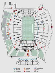 Va Tech Lane Stadium Seating Chart Virginia Tech Lane Stadium Seating Chart Www