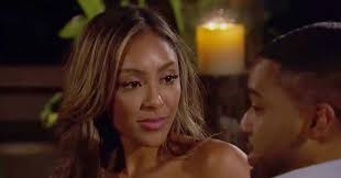 The Bachelorette: Tayshia Adams and Ivan Hall Have an Emotional Discussion  About Race and Police Brutality - Flipboard