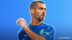 Italy star Leonardo Spinazzola brutally tears Achilles in Belgium clash