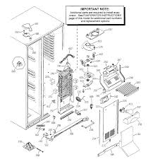 general electric refrigerator parts list modern design of wiring ge refrigerator schematic diagram not lossing wiring diagram u2022 rh thatspa co ge refrigerator replacement parts general electric refrigerator parts
