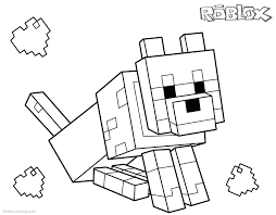 Free Minecraft Coloring Pages Printable Coloring Pages Free Page