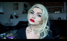 makeup ideas ic book tutorial super quick and easy scary
