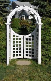 decorative garden gates. Garden Arbor Styles | LoveToKnow Decorative Gates