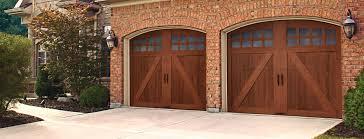 ideal garage doorCustom Crafted WoodLook 5Layer  Ideal Garage Doors