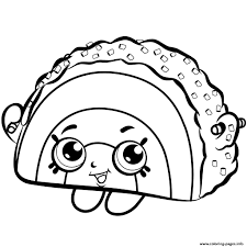 Printable Coloring Pages For Girls Shopkins Download 1 Shopkins
