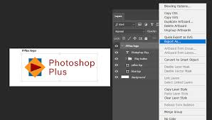 It is also capable of embedding all animations in the svg file (audio included!). How To Export Svg From Photoshop Cc Designeasy