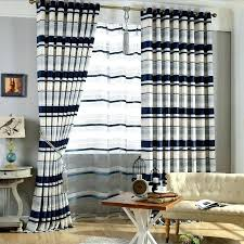 navy and white striped curtains thick striped curtains navy and white striped curtains target