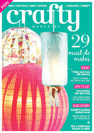 Crafty Crafty Magazine Issue 3