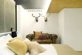 Loft Bedroom Privacy Commercial Space Turned Into A Loft Style Home In Terrassa Spain
