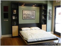 Modern Bedroom Furniture Miami Bedroom Contemporary Murphy Bed With Couch Modern Murphy Beds