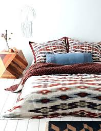 southwest style bedding southwestern style bedding sets tan brown blue deer southwest quilt throughout design 7