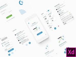 Facebook Outline Template 22 Incredible Adobe Xd Freebies For Ui Designers Design Bombs