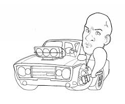 Small Picture Fast And Furious Coloring Pages zimeonme