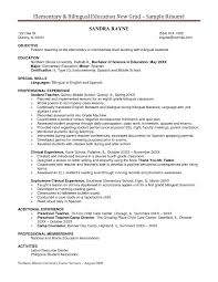 Running Resume Examples Bilingual Resume Examples Examples of Resumes 29