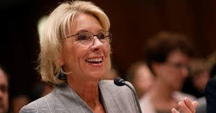 Betsy DeVos Halts Rule Intended To Help Defrauded College Students.