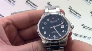 <b>Часы Swiss Military</b> Hanowa 06-5231.04.007 - видео обзор от ...