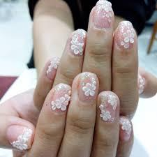 Más de 30 diseños de uñas en color blanco | Decoración de Uñas ...