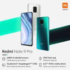 Redmi Note 9S, Redmi Note 9 Pro ve Mi Note 10 Lite ozellikleri neler ?