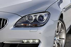 Bmw 650i Lights The New Bmw 6 Series Convertible Bi Xenon Headlamps With