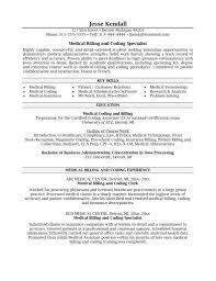 Billing Specialist Job Description Resume Medical Billing Specialist Resumes Madrat Co shalomhouseus 20